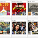Librarians on Pinterest 2