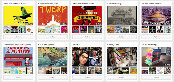 Libraries & Librarians on Pinterest