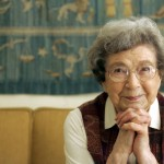 Beverly Cleary was featured in the Washington Post as she nears her 100th birthday.