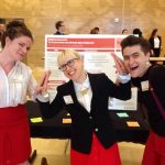 Students were ready for Capstone.