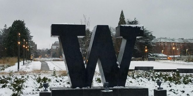 This week at the iSchool, snowy Friday edition